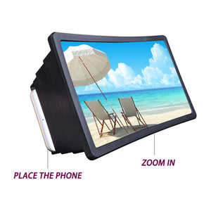 Mobile Phone Video Screen Magnifier Amplifier