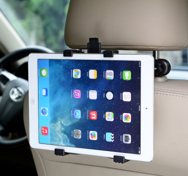 Universal Tablet Bracket for Rear Side of Car Seats