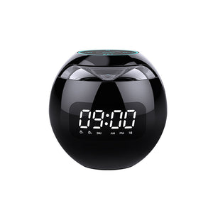 Home Clock Small Subwoofer Bluetooth Speaker