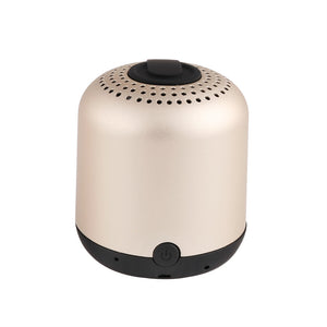 Hieha Cylinder Subwoofer Stereo Wireless Water Proof Mini Portable Speaker Bluetooth