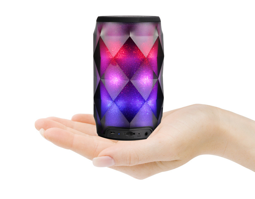 Crystal Coke Cans Lantern Bluetooth Speake