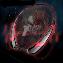 Anime Bluetooth Sports Wireless Headset