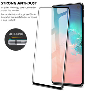 3D Anti-scratch Anti-drop Curved Tempered Glass for Samsung