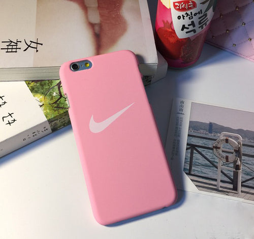 Mobile phone case simple matte texture
