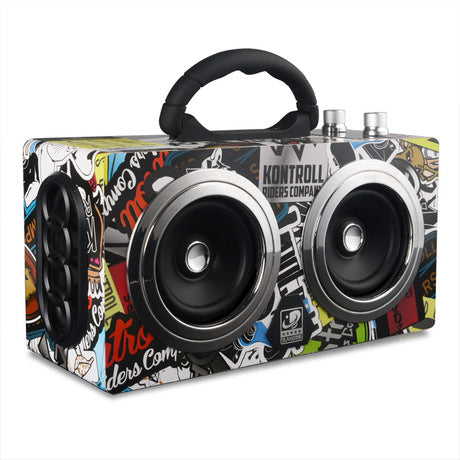 Bluetooth Speakers Boombox