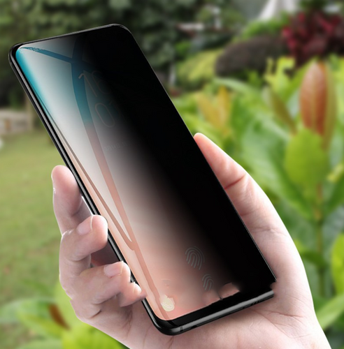 Applicable to Samsung S10 S9 S8 Note9 Note8 full-screen surface anti-seeking tempered film full coverage tempered film