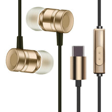 In-ear music video headphones