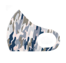 Camouflage Print Fashion Face Mask - PPE31