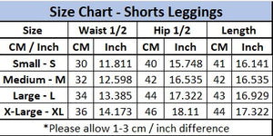 GS4LESS Women's White Sporty Pocket Shorts Leggings