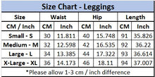 GS4LESS Women's Black Honeycomb Three Pattern Leggings