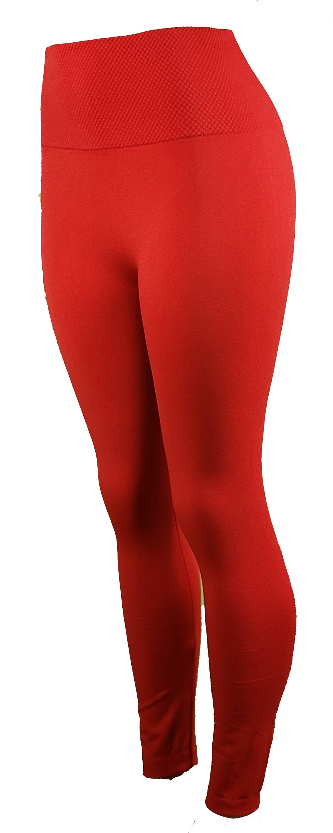 GS4LESS Women's Red One Size Casual Leggings