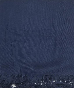 Pashmina Scarves Scarf GS4LESS Navy