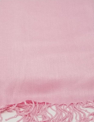 Pashmina Scarves Scarf GS4LESS Pink