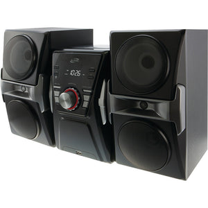 Ilive Bluetooth Home Music System With Fm Tuner & Led Lights CD Music System Players Ilive