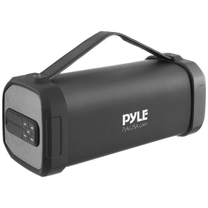 Pyle Portable Bluetooth Tube Speaker