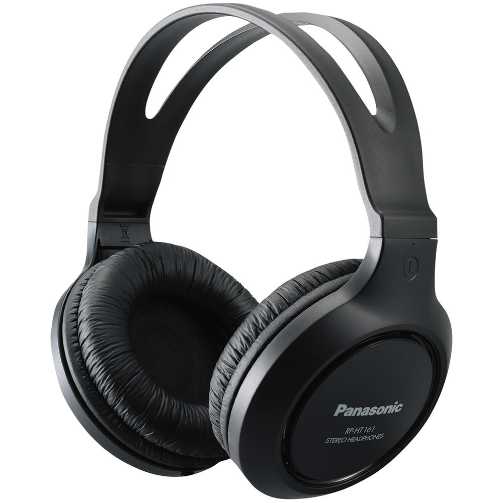 Panasonic Full-size Over-ear Wired Long-cord Headphones