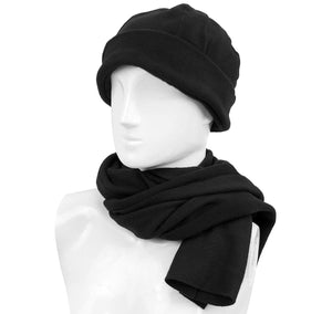 Men's Hat & Scarf Set Winter Accessories GS4LESS