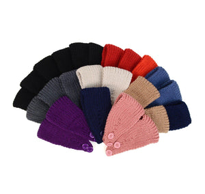 Nollia Women's Knit Winter Headband Ear Warmer Winter Accessories Nollia