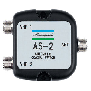Shakespeare AS-2 Automatic Coaxial Switch [AS-2]