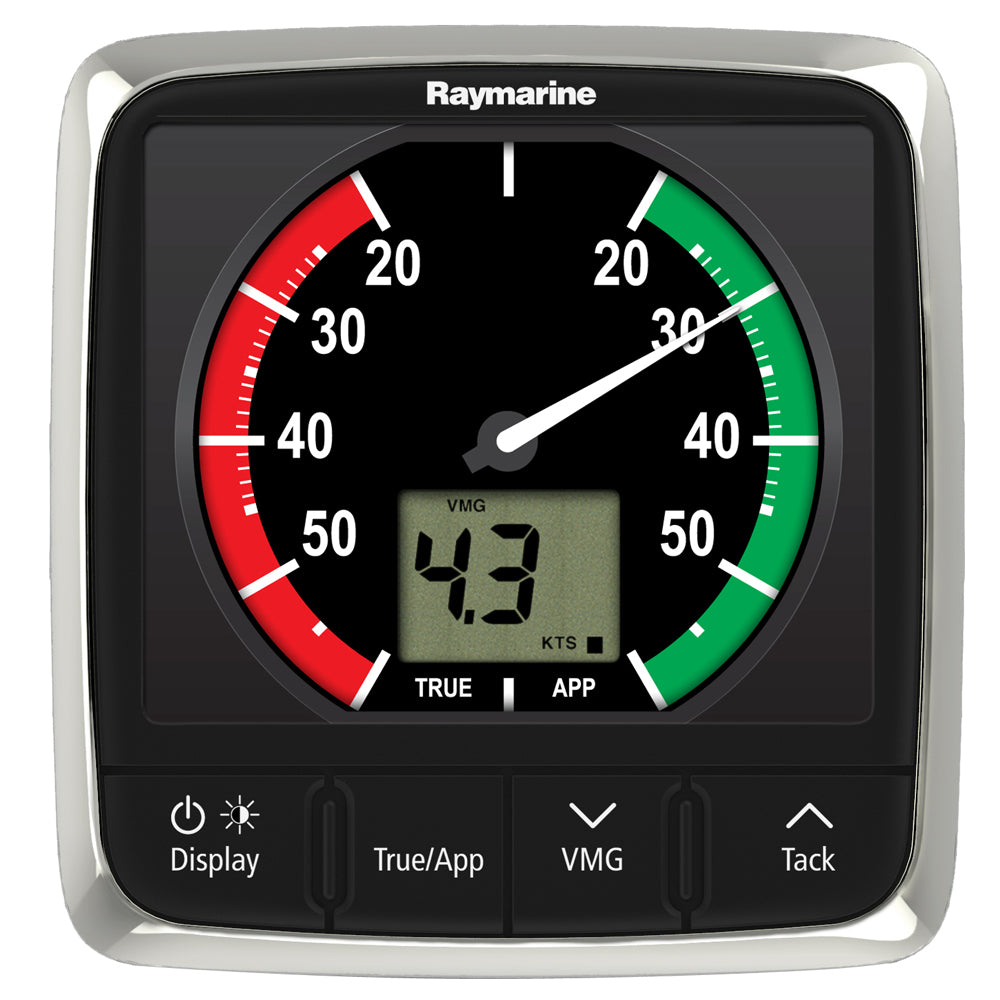 Raymarine i60 Wind Display System - Analog Close-Hauled