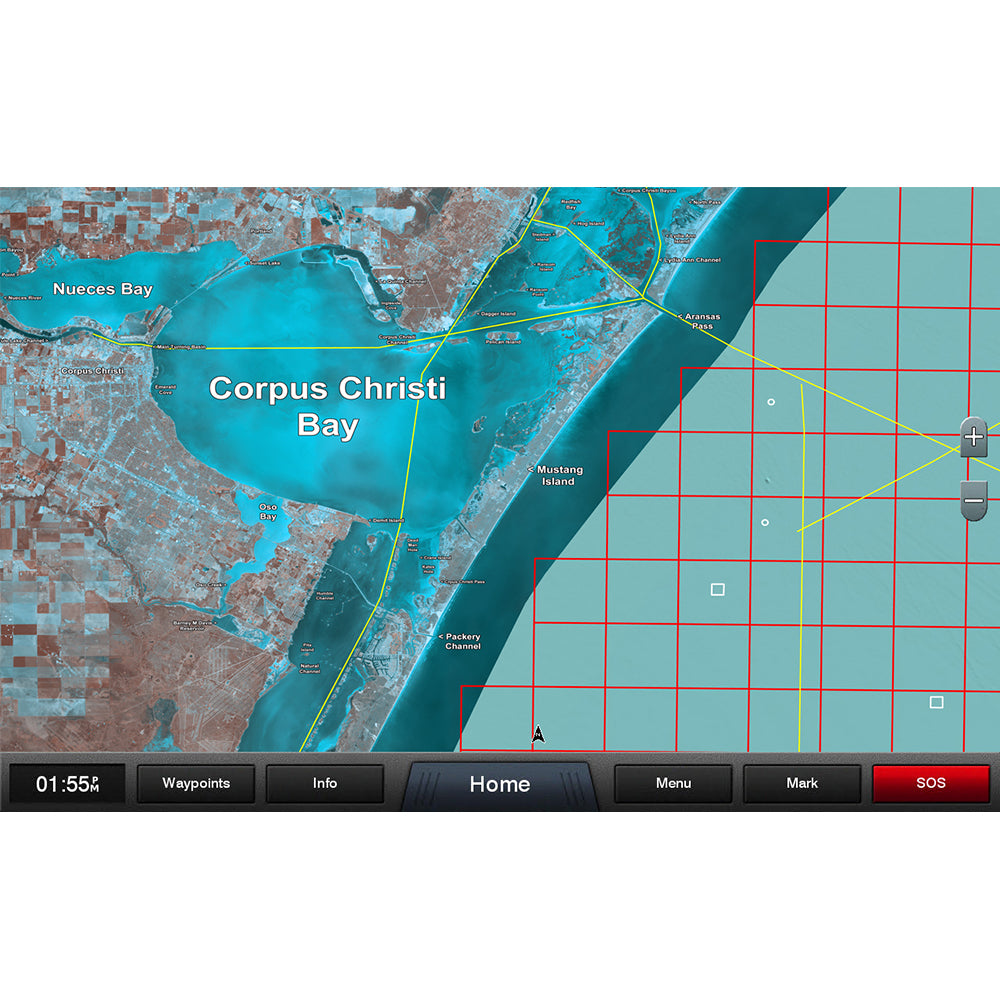 Garmin Standard Mapping® - Texas West Professional microSD™/SD™ Card