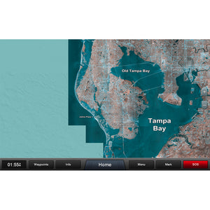 Garmin Standard Mapping® - Florida West Pen Classic microSD™/SD™ Card