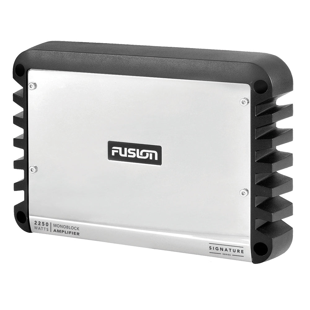 FUSION SG-DA12250 Signature Series - 2250W - Mono Amplifier