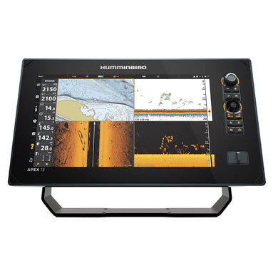 Humminbird APEX 13 MSI+ Chartplotter CHO Display Only [411470-1CHO]