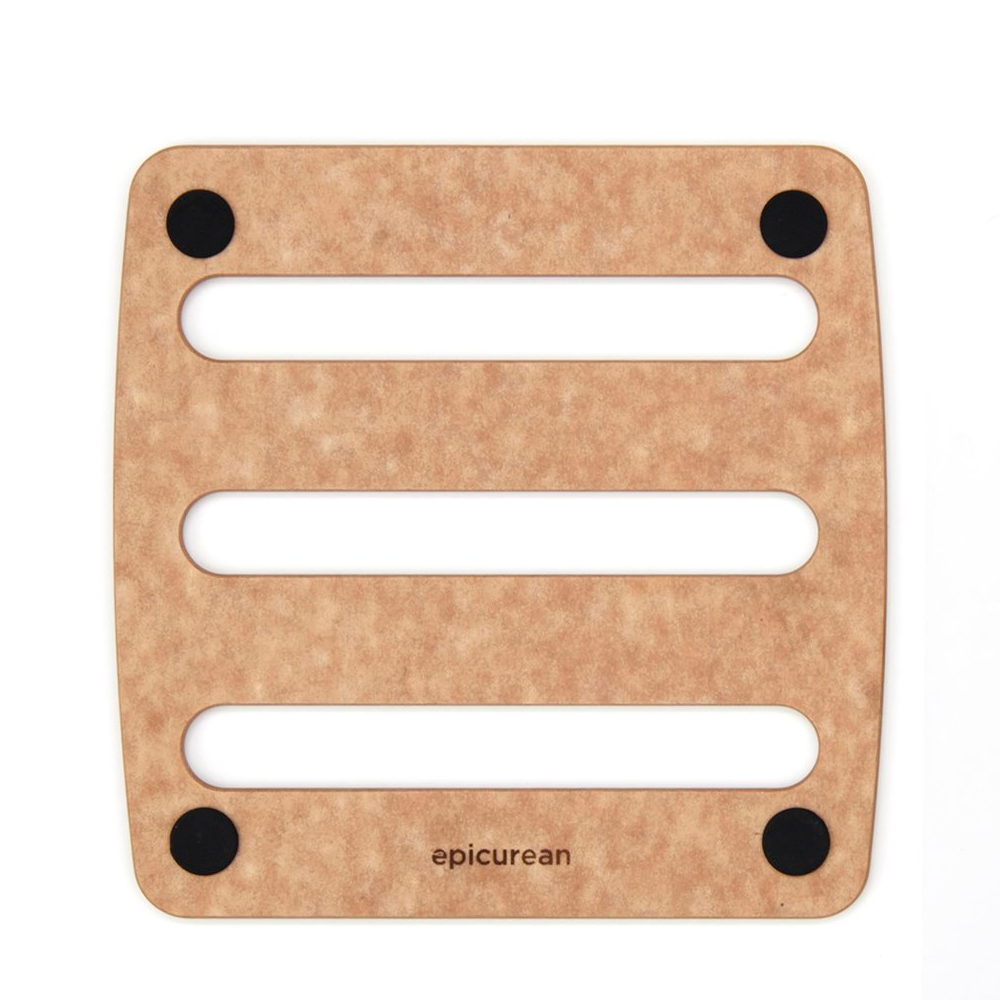 Trivet Rectangular NATURAL EPICUREAN