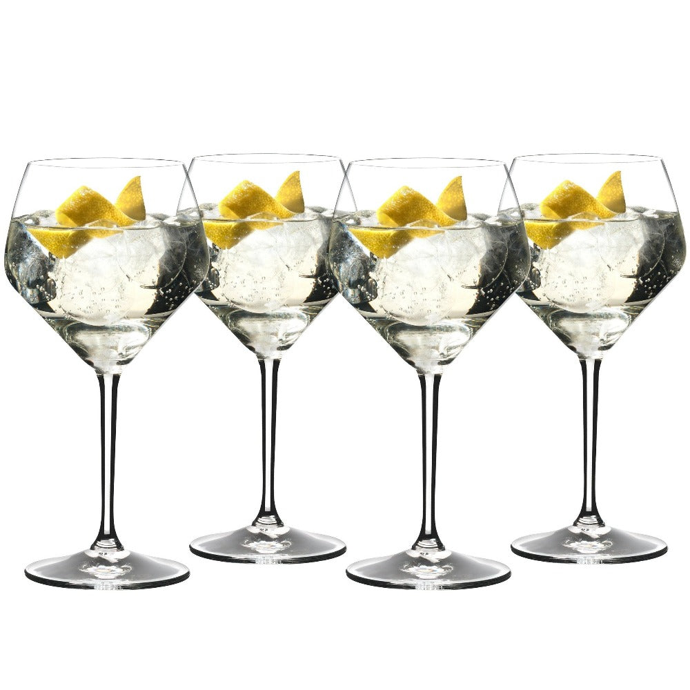 Set 4 Copas Gin Extreme RIEDEL