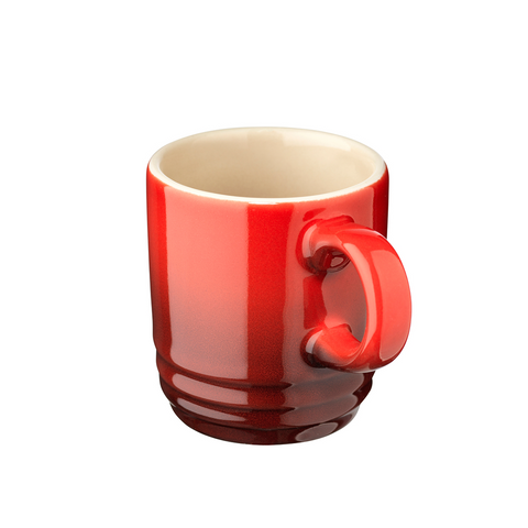 Taza Expresso 70ml CEREZA