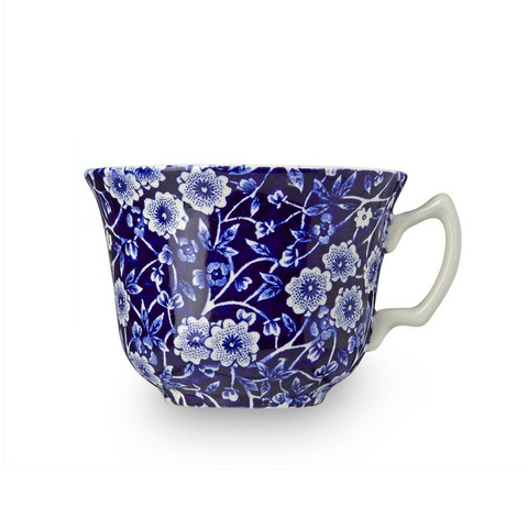 Taza con Plato 187ml BLUE CALICO