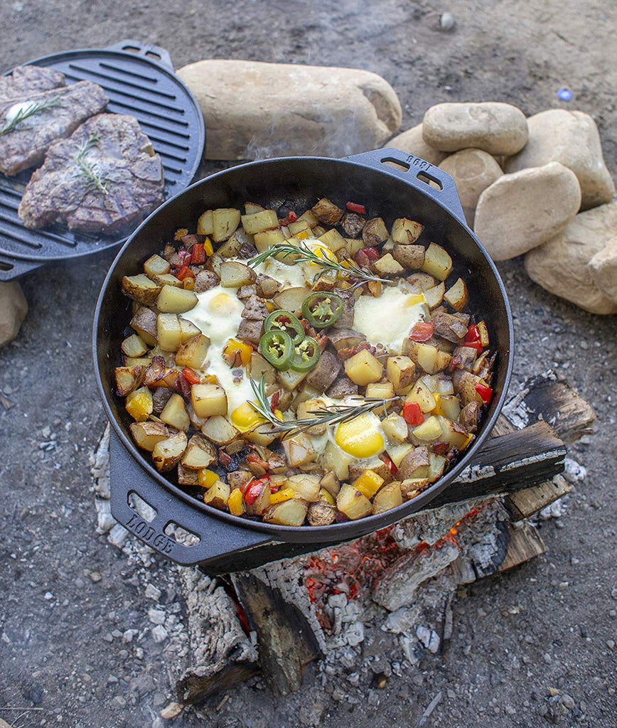 Cook It All de Hierro Fundido LODGE CAST IRON