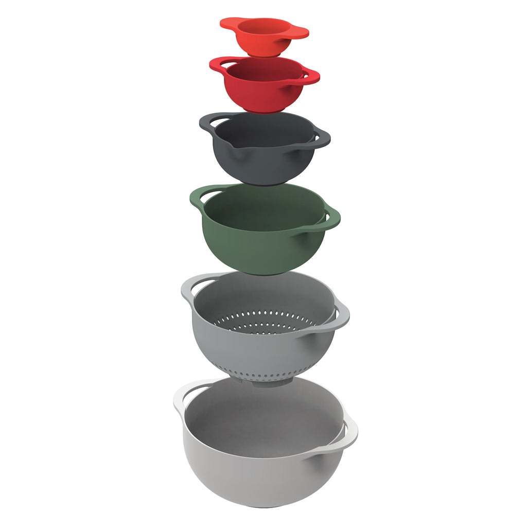 Set Bowl Nest 6 piezas DUO