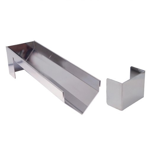 Molde Triangular 30x8cm Acero Inoxidable De Buyer
