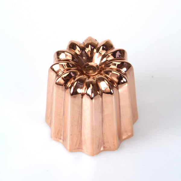 Molde Canelé Bordele Cobre DE BUYER