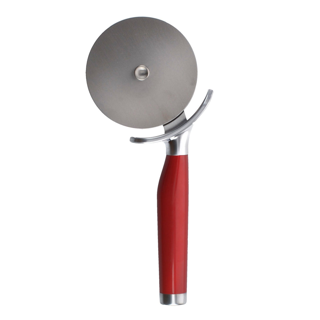 Cortador Pizza Mango Rojo KITCHENAID
