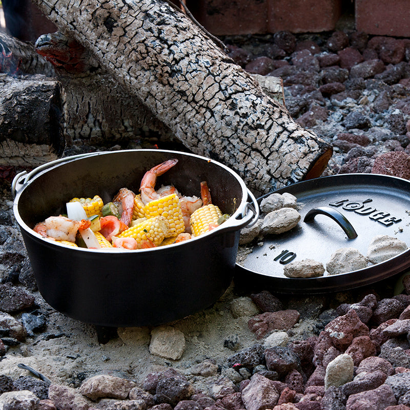 Olla Campamento 4,73Lt Hierro Fundido LODGE CAST IRON