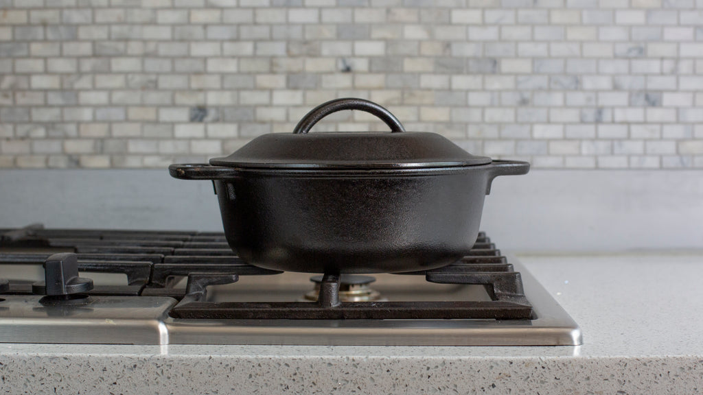 Olla con Tapa 1,89lt Hierro Fundido LODGE CAST IRON