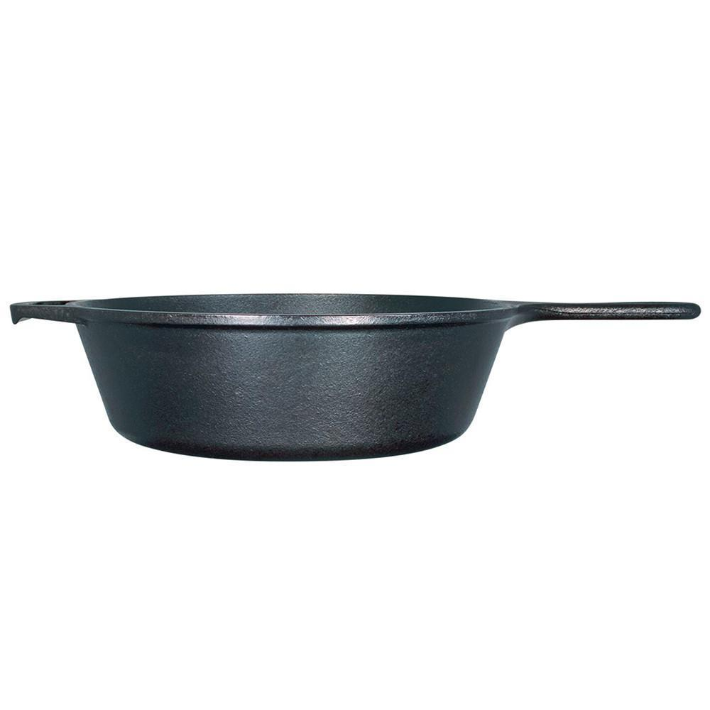 Sartén Profundo 26cm Hierro Fundido LODGE CAST IRON