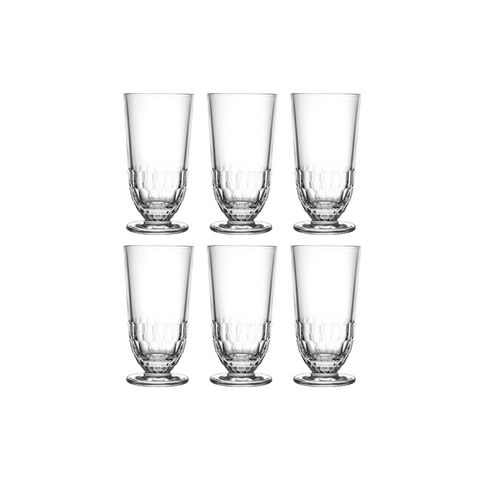 Set 6 Vaso Alto 400ml ARTOIS