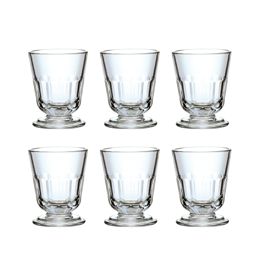 Set 6 Vaso 240ml PERIGORD