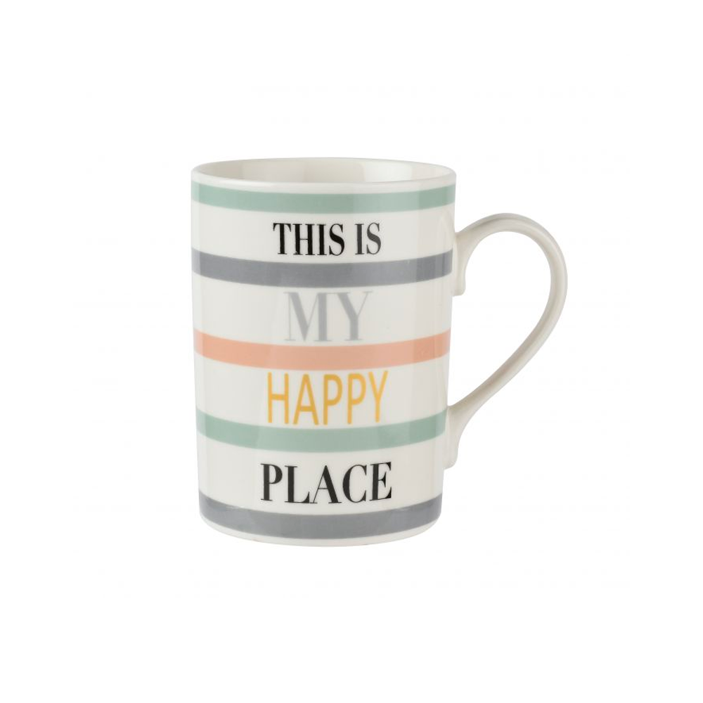 Mug 340ml This is my Happy Place