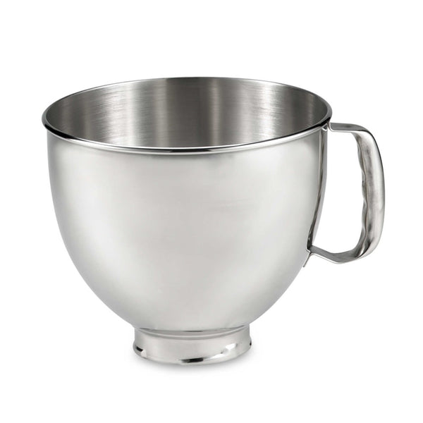 Accesorio Batidora Bowl de Acero Inoxidable KitchenAid