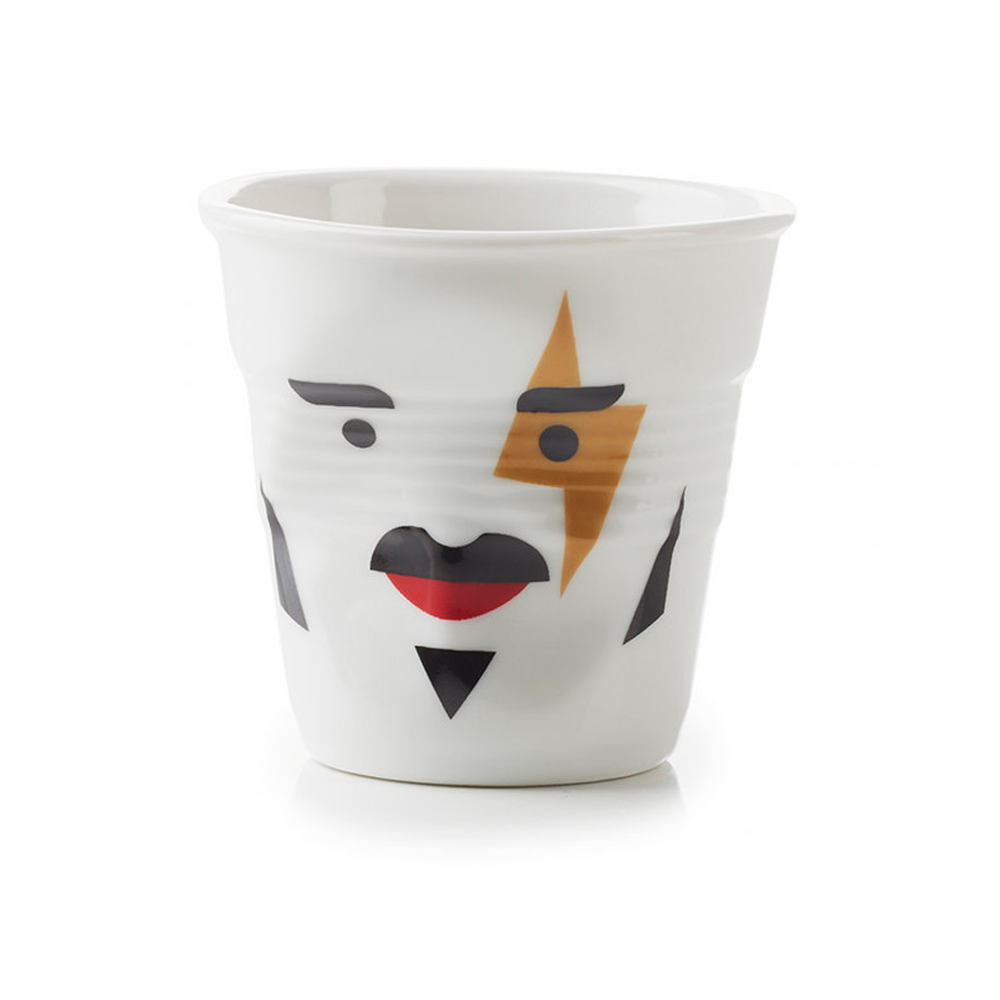 Taza Capuccino 180ml MR ROCK STAR - FROISSES