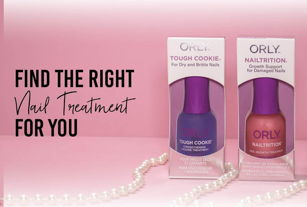 ORLY Nail treatments, your go-to guide