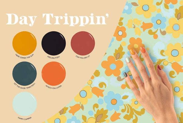 Introducing ORLY Day Trippin'