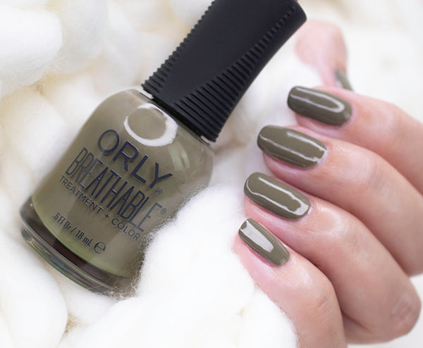 ORLY Home Manicure - Step by Step