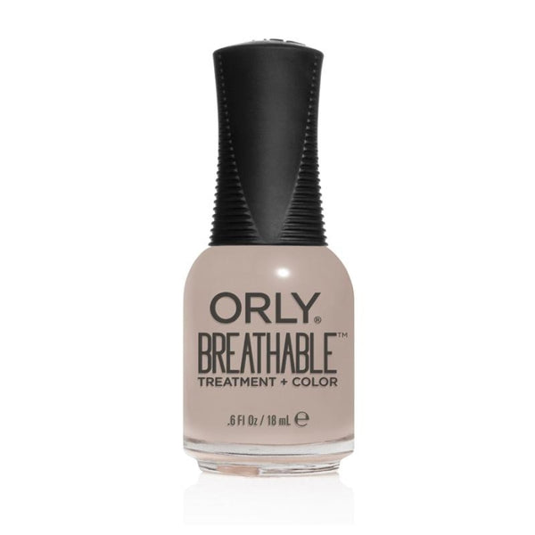 Orly Almond Milk Breathable Polish Nail Lacquer