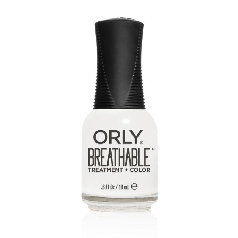 Orly White Tips Breathable Nail Polish Lacquer